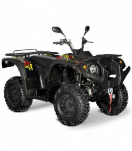QUAD MASAI A500 IX 4X4 INJECTION TREUIL BOULE