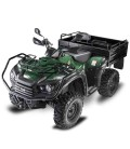 QUAD TGB FARM BENNE 4X4 DIRECTION ASSISTEE 550
