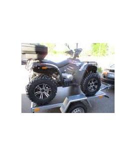 quad 310 4x2 plus remorque porte quad offerte ou quad enfant hy 50