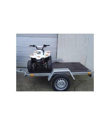 quad 310 4x2 plus remorque porte quad offerte