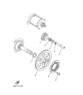 EMBRAYAGE DE DEMAR