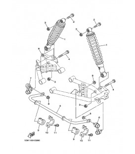 SUSPENSION ARRIERE