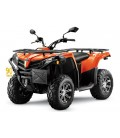 QUAD CF MOTO 520 T3 4X4 INJECTION TREUIL