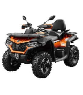 QUAD NEW 625 CF MOTO 2 PLACES GRAND CONFORT
