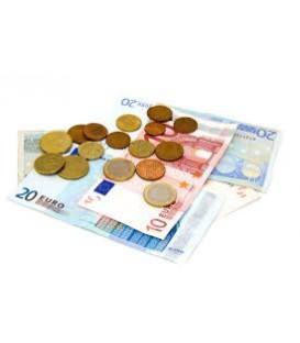 ACOMTE DE 500 € POUR COMMANDE