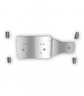 PROTECTION ALU CHASSIS RS8