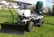 QUAD HY 310 4x4 avec équipements